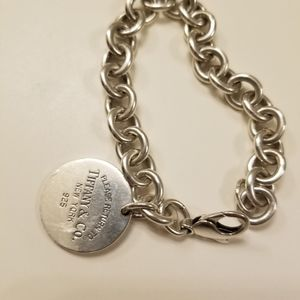 Tiffany & Co. Jewelry - 💯 Authentic Tiffany and co Classic Bracelet